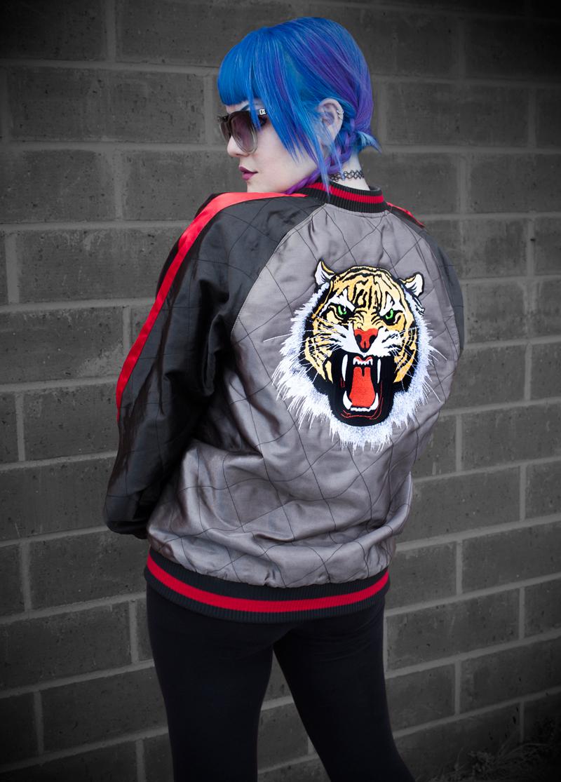 Heihachi Sukajan Jacket