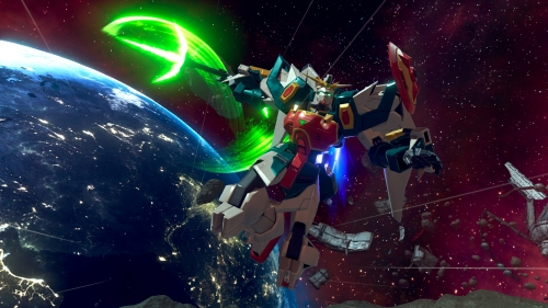 GundamVersus SS20 Altron 01