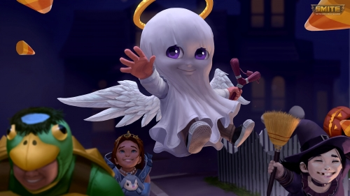 Ghost Cupid