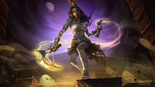 Mummified Izanami