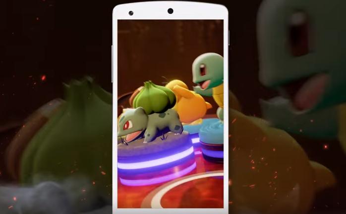 Pokémon CoMaster nuevo juego para móviles