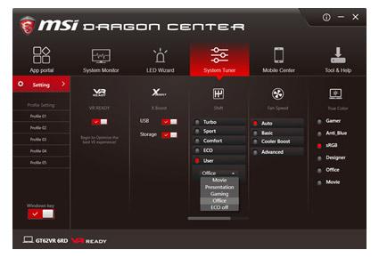 dragoncenter