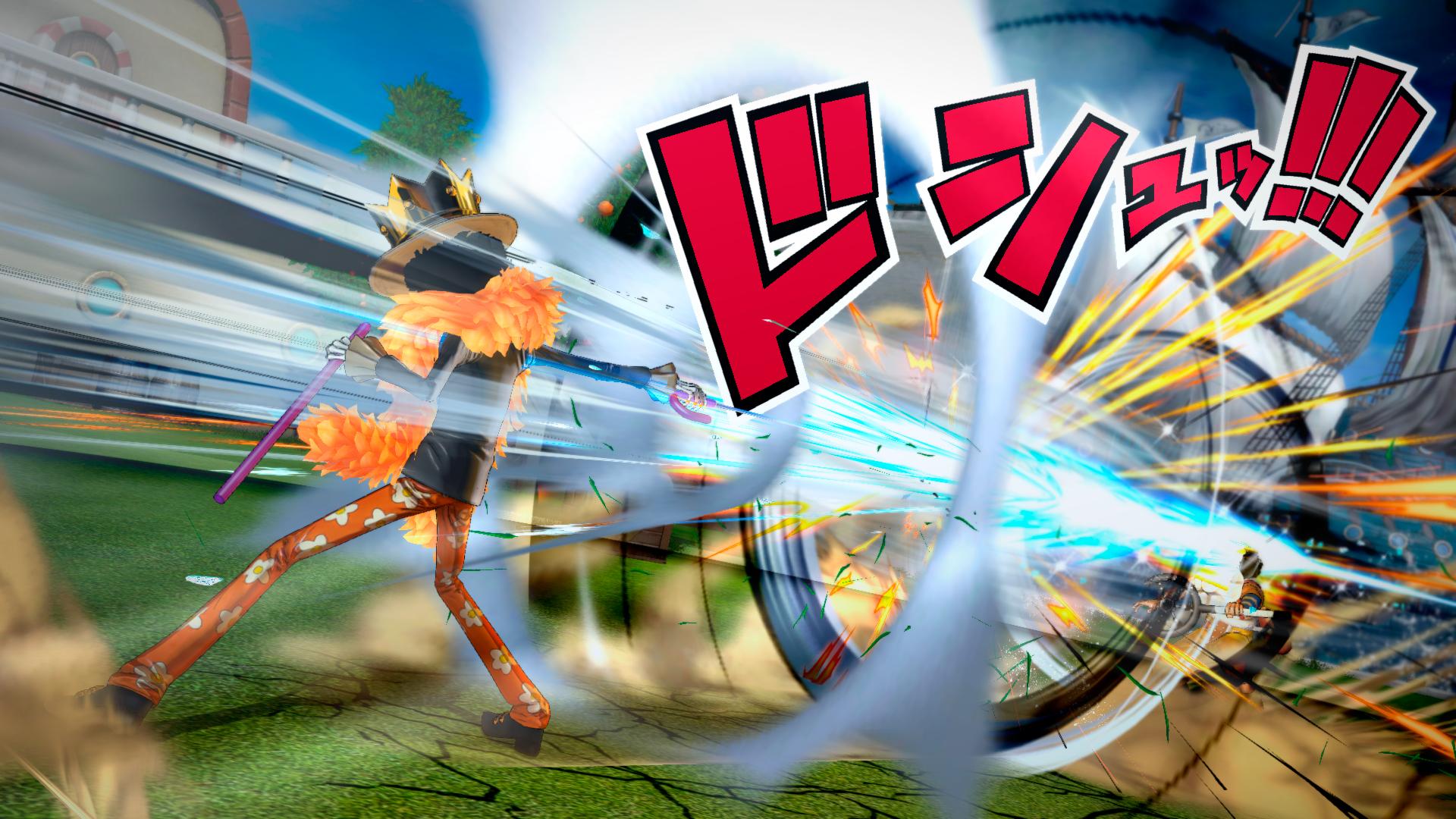 One Piece Burning Blood en STEAM