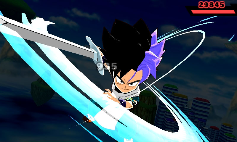 Lanzamiento DRAGON BALL Fusions en NINTENDO 3DS