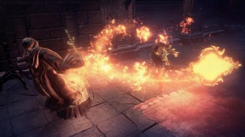 Pyromancies Fire