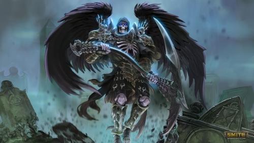 Grim Reaper Thanatos